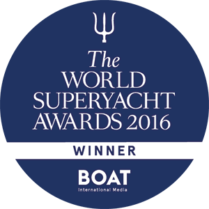 The World Superyacht Awards 2016 Winner